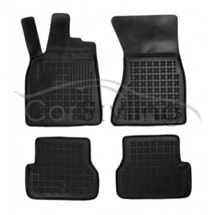Pasvorm Rubber automatten voor Audi A6 2011-heden