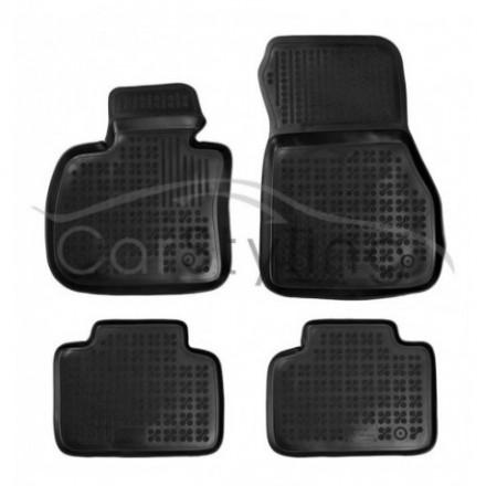 Pasvorm Rubber automatten voor BMW 2-serie F45 Active Tourer 2014-heden