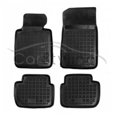 Pasvorm Rubber automatten voor BMW 3-serie F30/F31/F36 2012-heden