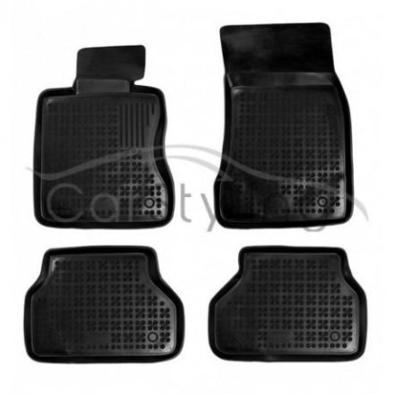 Pasvorm Rubber automatten voor BMW 5-serie E61 2003-2014