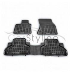 Pasvorm Rubber automatten voor BMW X5 F15 2013-heden / X6 F16 2014-heden