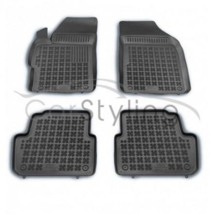 Pasvorm Rubber automatten voor Chevrolet Spark 2013-heden