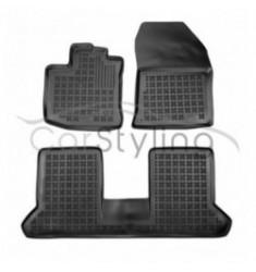 Pasvorm Rubber automatten voor Dacia Dokker 2012-heden
