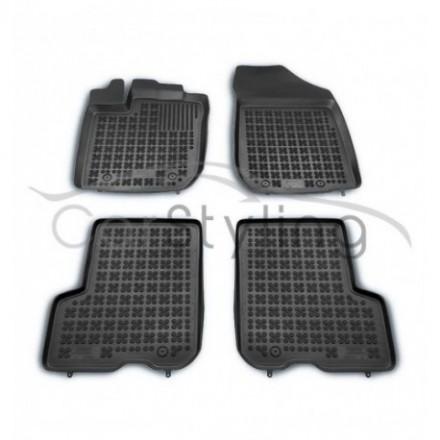 Pasvorm Rubber automatten voor Dacia Logan Sedan 2013-heden