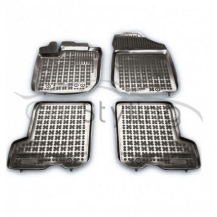 Pasvorm Rubber automatten voor Dacia Sandero 2013-heden