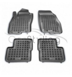 Pasvorm Rubber automatten voor Fiat Punto Grande 2005-2012
