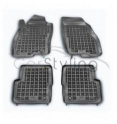 Pasvorm Rubber automatten voor Fiat Punto 2012-heden