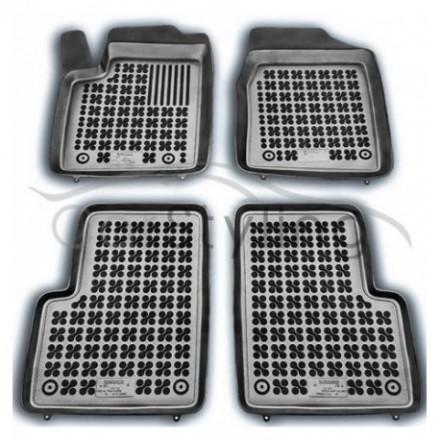 Pasvorm Rubber automatten voor Ford Ka 09/2008-heden