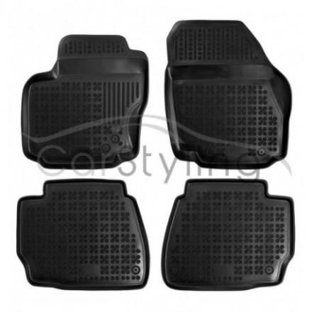 Pasvorm Rubber automatten voor Ford Mondeo 06/2007-2014