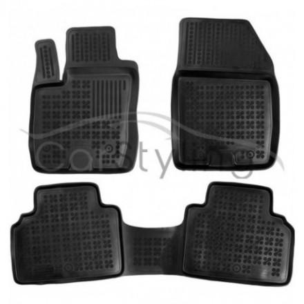 Pasvorm Rubber automatten voor Ford Tourneo Courier 2014-heden