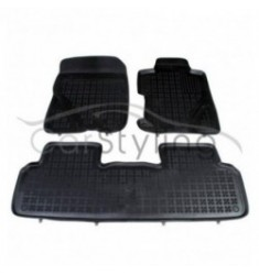 Pasvorm Rubber automatten voor Honda Civic Sedan 2006-2011