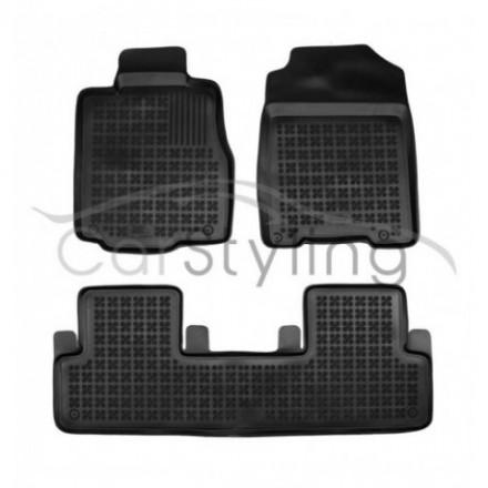 Pasvorm Rubber automatten voor Honda CRV 2012-heden