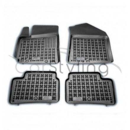 Pasvorm Rubber automatten voor Hyundai i10 2014-2020