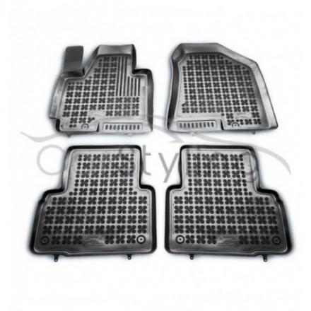 Pasvorm Rubber automatten voor Hyundai ix35 2010-heden