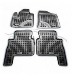 Pasvorm Rubber automatten voor Hyundai Santa Fe 2007-2012