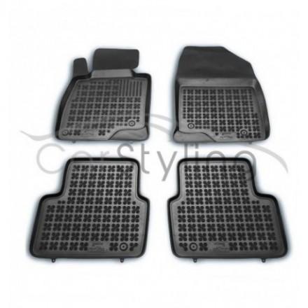 Pasvorm Rubber automatten voor Mazda 3 Hatchback/Sedan 2013-heden