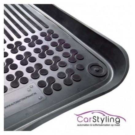Pasvorm Rubber automatten voor Mercedes Citan compleet 2012-heden
