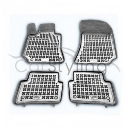 Pasvorm Rubber automatten voor Mercedes CLS W218 2011-heden