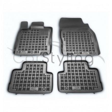 Pasvorm Rubber automatten voor Nissan Qashqai J11 2014-heden
