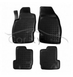 Pasvorm Rubber automatten voor Opel Adam 2013-heden