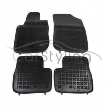 Pasvorm Rubber automatten voor Peugeot 208 5-deurs 2012-heden