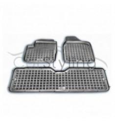 Pasvorm Rubber automatten voor Seat Alhambra 5-zits 1995-2010