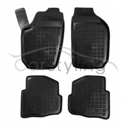 Pasvorm Rubber automatten voor Seat Cordoba 2002-2009