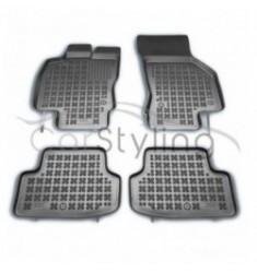 Pasvorm Rubber automatten voor Seat Leon 2014-heden