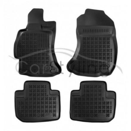 Pasvorm Rubber automatten voor Subaru Forester 2013-2020