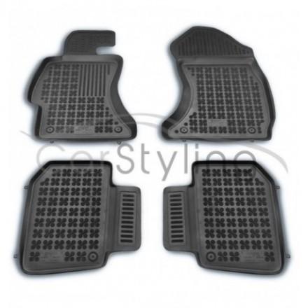 Pasvorm Rubber automatten voor Subaru XV 2012-heden