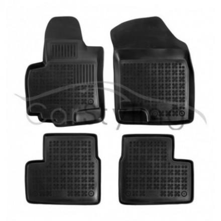 Pasvorm Rubber automatten voor Suzuki Swift Facelift 2007-2010