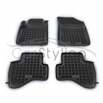 Pasvorm Rubber automatten voor Toyota Aygo 2014-heden