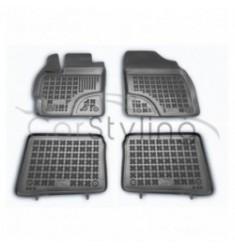 Pasvorm Rubber automatten voor Toyota Prius 2011-2015 Facelift