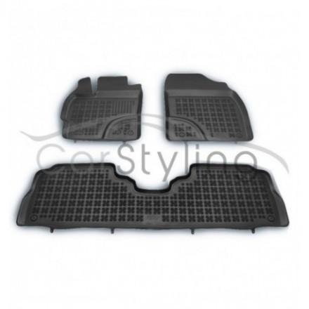 Pasvorm Rubber automatten voor Toyota Prius+(Plus) 2011-heden