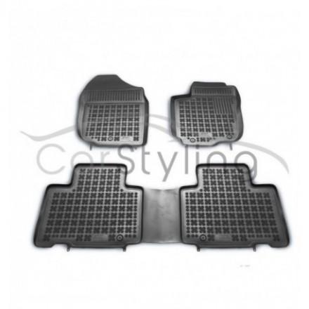 Pasvorm Rubber automatten voor Toyota RAV4 / RAV4 Hybrid 2013-heden