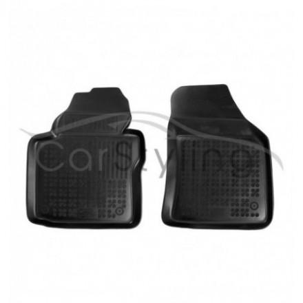 Pasvorm Rubber automatten voor Volkswagen Caddy Maxi 2-zits 2007-heden