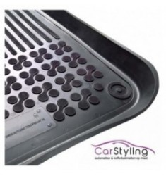 Pasvorm Rubber automatten voor Volkswagen Caddy 5-zits personenauto 11/2003-heden
