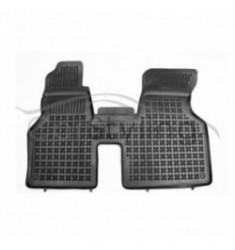 Pasvorm Rubber automatten voor Volkswagen Transporter T4 voorset 1990-2003