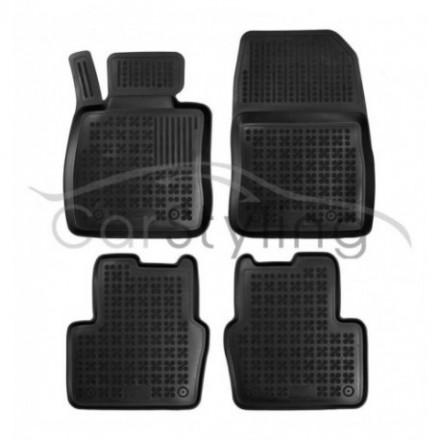 Pasvorm Rubber automatten voor Mazda 2 2014-heden