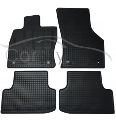 Pasvorm All Weather Rubber automatten voor de Volkswagen Golf VII 2012-heden