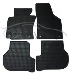 Pasvorm All Weather Rubber automatten voor de Volkswagen Golf V 2003-heden