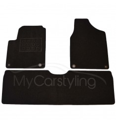 Luxe Velours pasvorm automatten Ford Galaxy 5-pers 1995-2006
