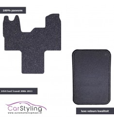 Luxe Velours Campermat Ford Transit 2006-2013