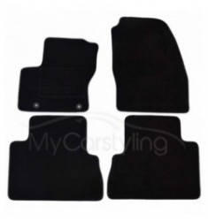 Luxe Velours pasvorm automatten Ford C-Max II 2010-2012