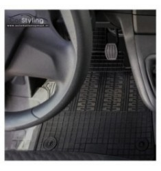 Pasvorm All Weather Rubber automatten voor de Honda Civic Sedan 2012-heden