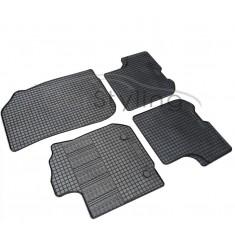 Pasvorm All Weather Rubber automatten voor de Dacia Sandero / Sandero Stepway 2012-heden