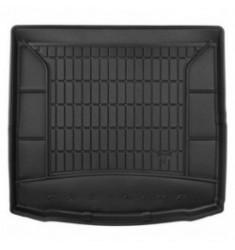 Multifunctionele Rubber kofferbakmat Seat Leon III ST lage vloer kofferbak vanaf 2013
