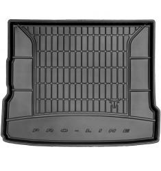 Multifunctionele Rubber kofferbakmat Audi Q3 hoge vloer vanaf 2011