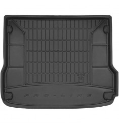 Multifunctionele Rubber kofferbakmat Audi Q5 5-zits 2008-2017
