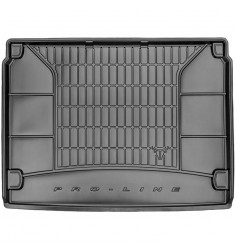 Multifunctionele Rubber kofferbakmat Citroën Berlingo II Multispace 5-zits 2008-2018